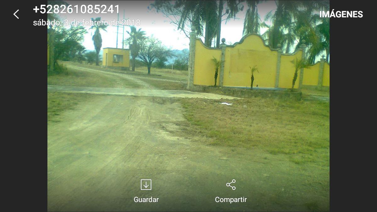 Foto Terreno en Venta en  Montemorelos ,  Nuevo León   Praderas  de La Purisima  Montemorelos N.L
