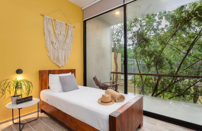 Foto Villa en Venta | Renta | Renta temporal en  Aldea Zama,  Tulum  Villa privada de 4 hab en Aldea Zama, Tulum