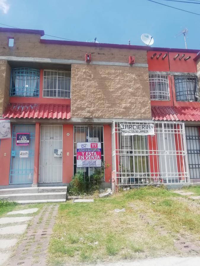 Foto Casa en Venta en  Huehuetoca,  Huehuetoca  PASEO DEL MANGO VIV C  SANTA TERESA 3