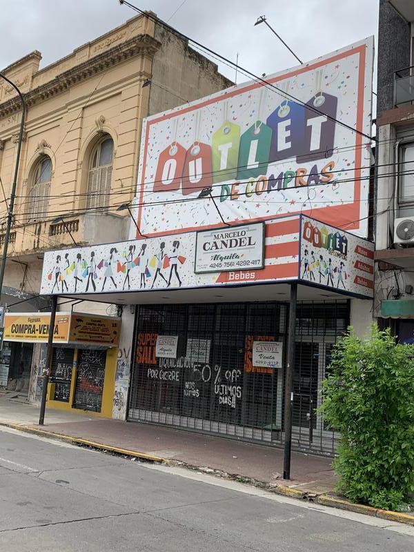 Foto Local en Alquiler en  Lomas de Zamora Oeste,  Lomas De Zamora  HIPOLITO YRIGOYEN 9086
