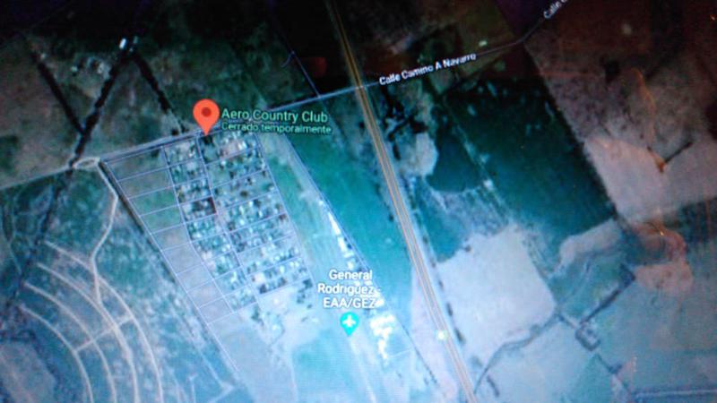 Foto Terreno en Venta en  Aero Country Club,  Countries/B.Cerrado (G. Rodriguez)  Ruta Nacional Nº 6 y la calle Arroyo La Choza