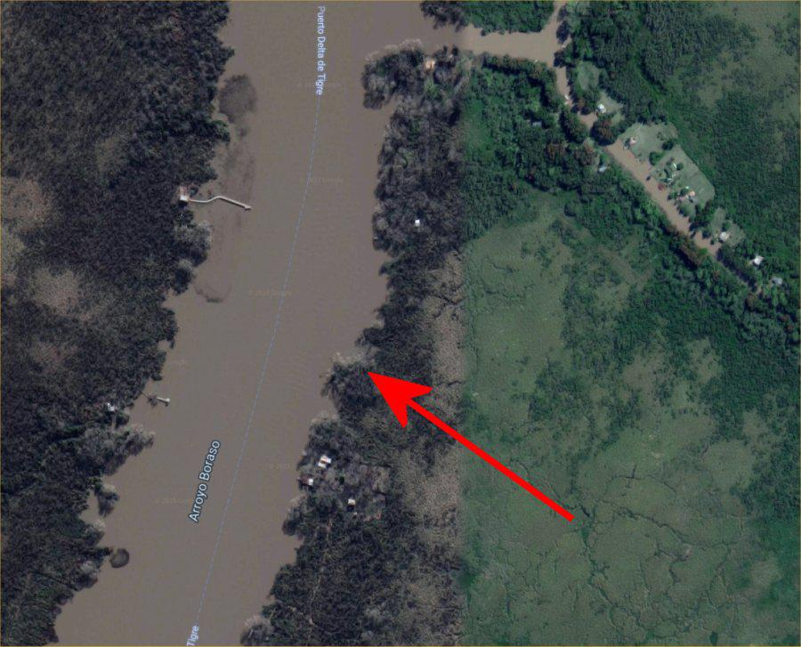 Foto Terreno en Venta en  Urion,  Zona Delta Tigre  Urion parcela 62