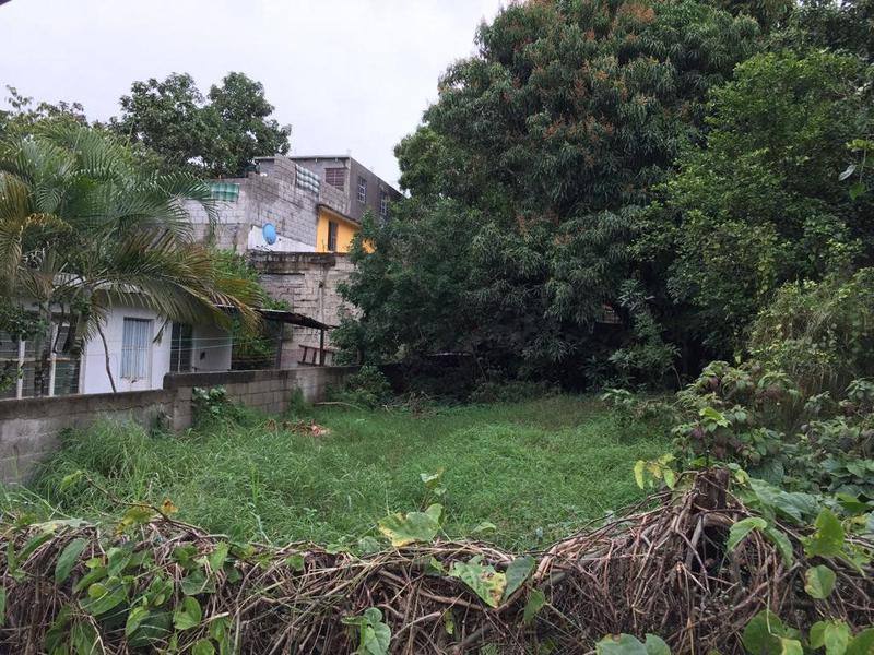 Foto Terreno en Venta en  Altamira,  Altamira  Terreno residencial en col. Tampico Altamira