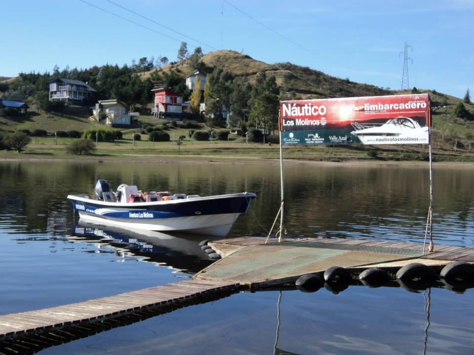 Foto Departamento en Venta en  Villa Ciudad De America,  Santa Maria  Lago Los Molinos Depto PB A Monte Molinos Condominios Nauticos