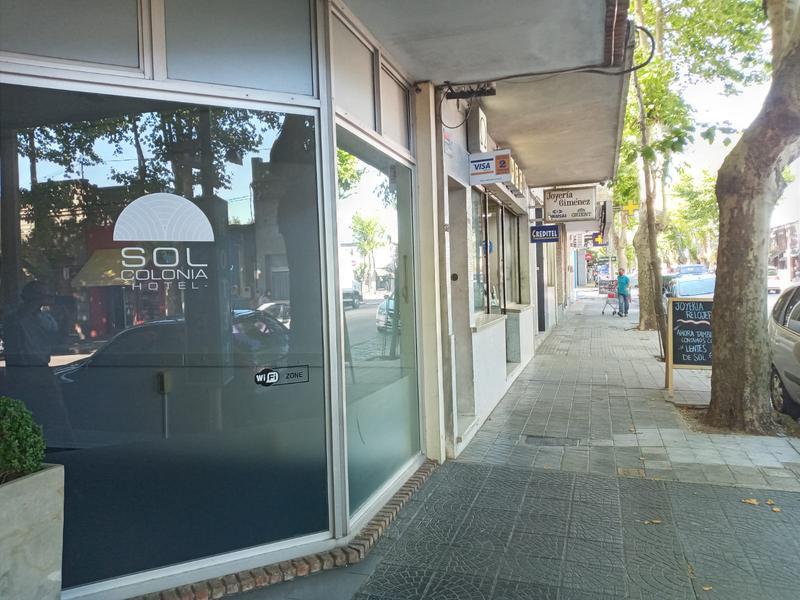 Foto Local en Alquiler en  Colonia del Sacramento ,  Colonia  Local comercial Av Artigas Colonia