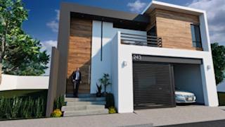 Foto Casa en Venta en  Contry Lux,  Monterrey    Venta de Casa Nueva en Contry (LJGC)