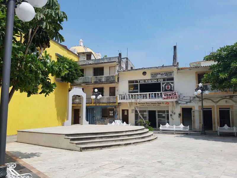 Foto Edificio Comercial en Venta en  Veracruz ,  Veracruz      EDIFICIO EN VENTA COLONIA CENTRO HISTÓRICO VERACRUZ VERACRUZ