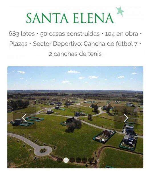 Foto Terreno en Venta en  Santa Elena ,  Pilar Del Este  Pilar del Este