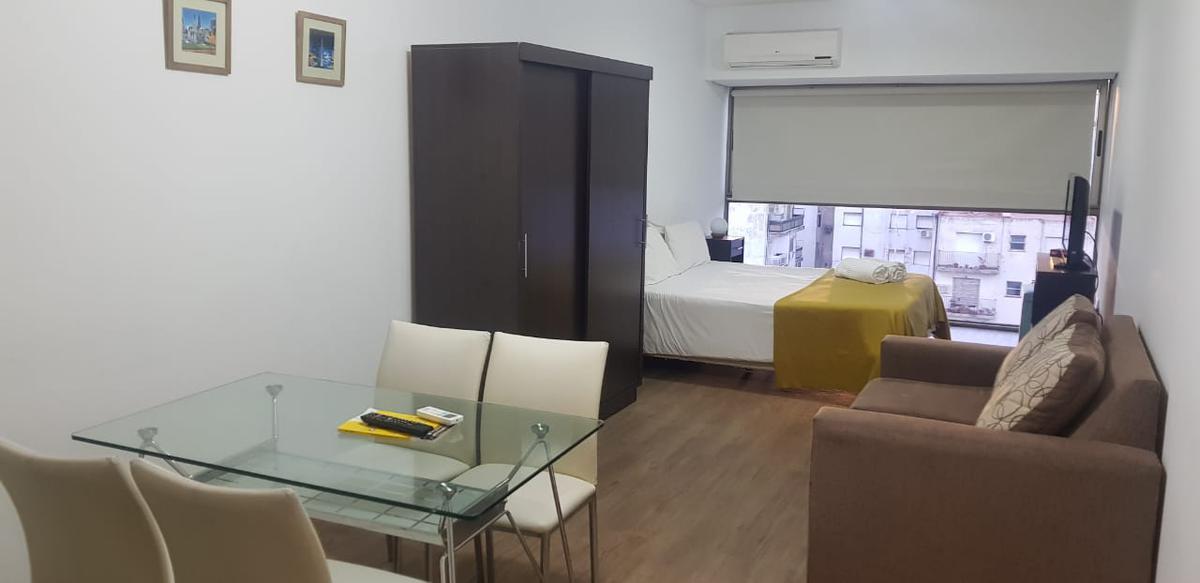 Foto Departamento en Alquiler temporario en  Recoleta ,  Capital Federal  Av Callao 900 entre Paraguay y Marcelo T de Alvear