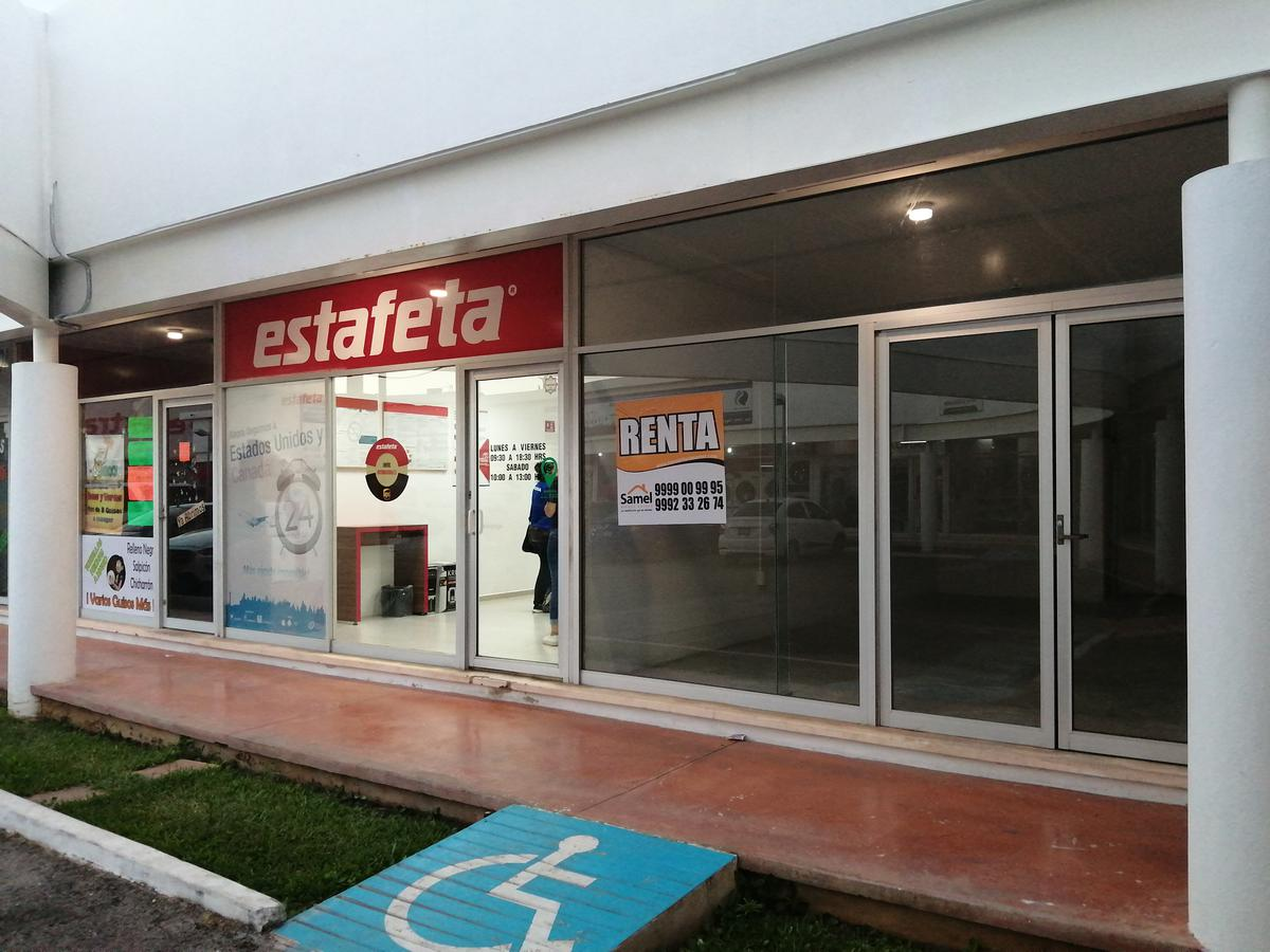 Foto Local en Renta en  Mérida ,  Yucatán  Local 7  De 33 m2 - Plaza Xtabay  Zona Macroplaza