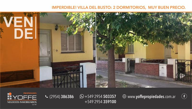 Foto Casa en Venta en  Villa del Busto,  Santa Rosa  Misiones al 300