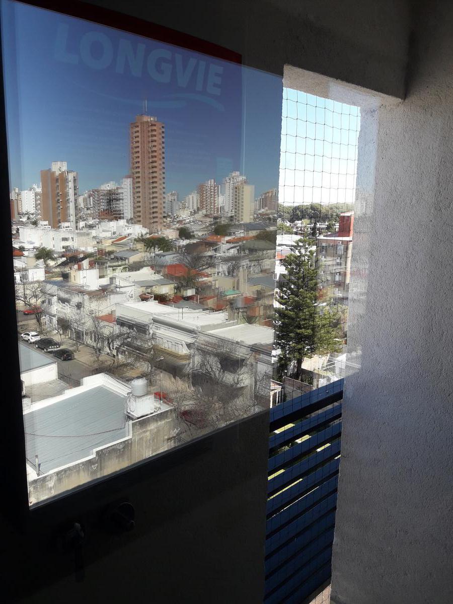 Foto Departamento en Venta en  Constituyentes,  Santa Fe  UN DORMITORIO en piso alto con PLACARD completo, aberturas con DVH, balcón lavadero pasos de la plaza Constituyentes