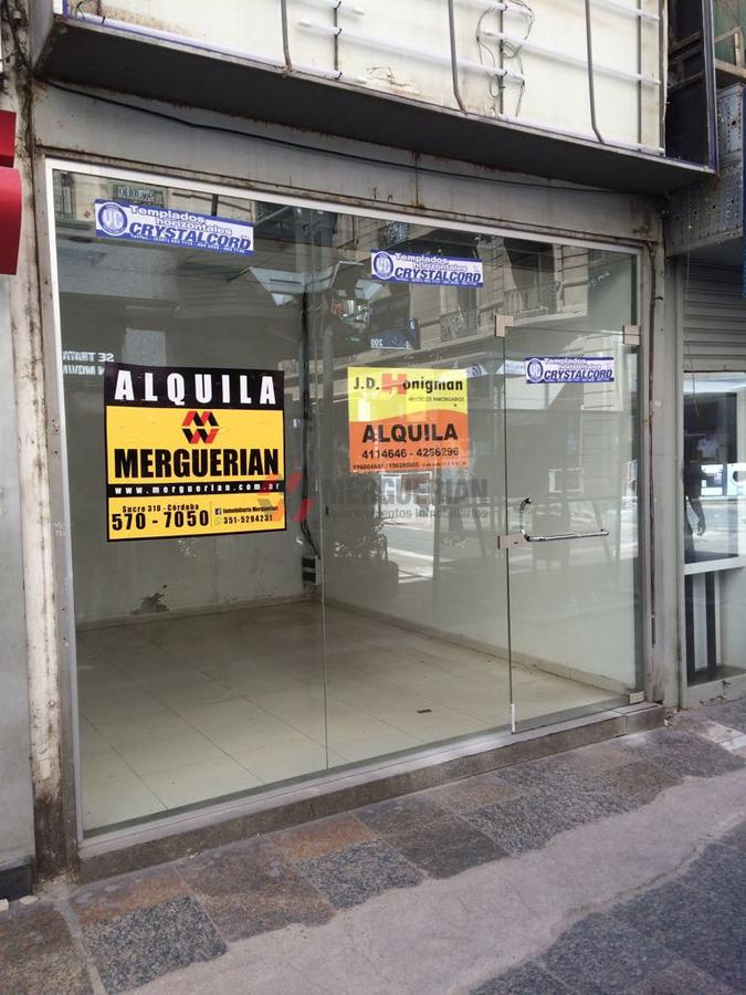 Foto Local en Alquiler en  Centro,  Cordoba  9 DE JULIO al 100