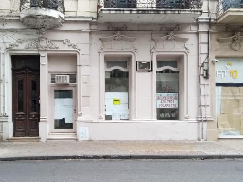 Foto Local en Alquiler en  Centro,  Rosario  Santa Fe al 1700