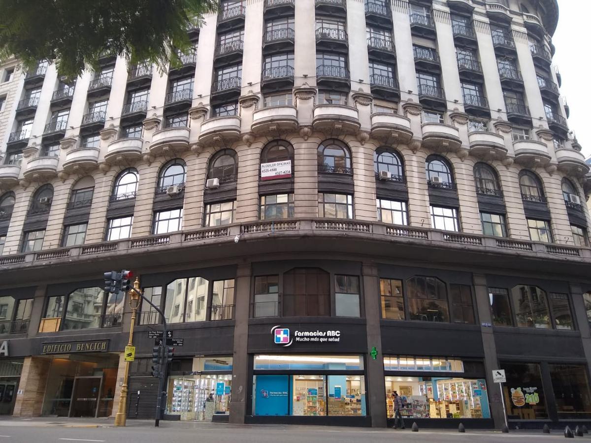 Foto Oficina en Alquiler en  Centro (Capital Federal) ,  Capital Federal  av Roque Saenz Peña al 600