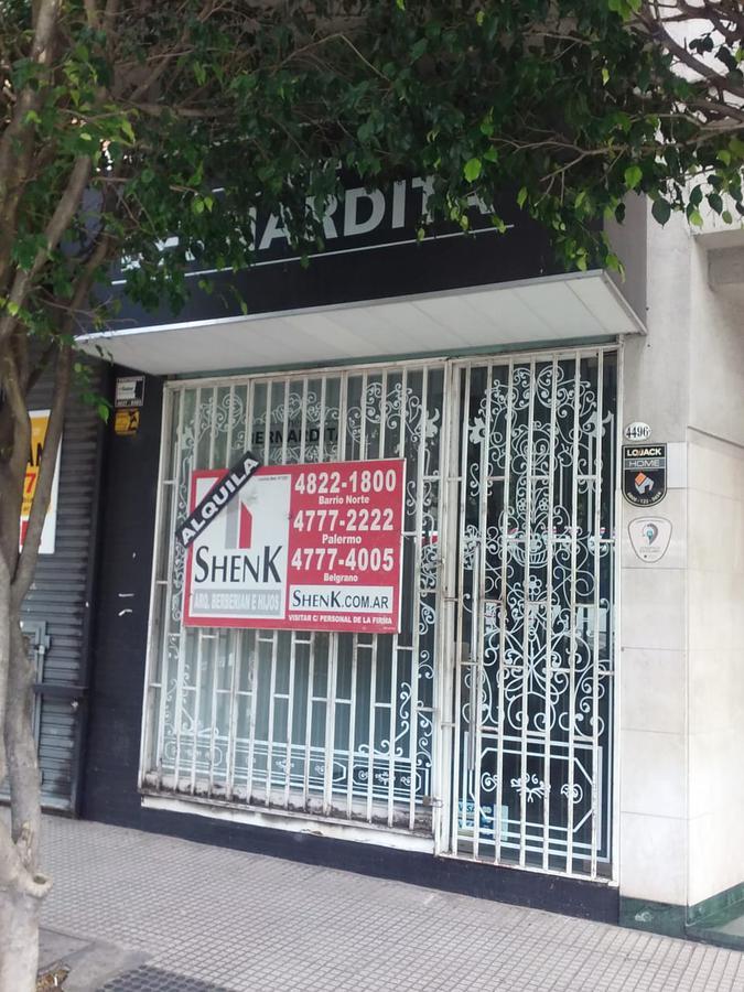 Foto Local en Alquiler en  Palermo ,  Capital Federal  Cordoba al 4400
