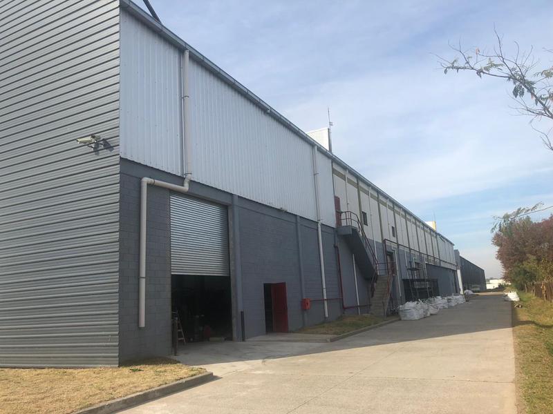 Foto Depósito en Alquiler en  Parque Industrial Pilar,  Pilar  Alquiler 2.000 m2 - Calle 10 - Parque Industrial Pilar