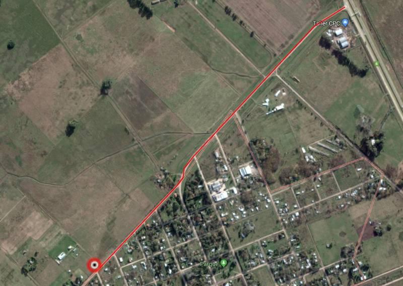 Foto Campo en Venta en  Marcos Paz ,  G.B.A. Zona Oeste  Chacras de Villars 1