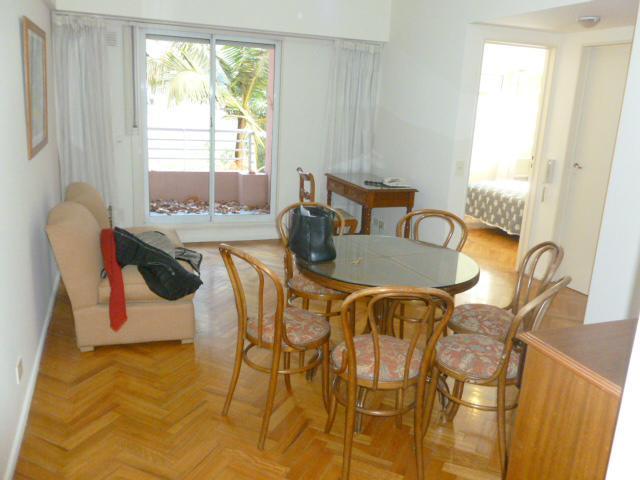 Foto Departamento en Alquiler en  Palermo ,  Capital Federal  Pacheco de Melo 2900. Zona Exclusiva! 2 Ambientes Muy Luminoso!