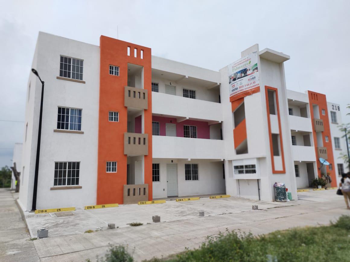 Foto Departamento en Venta en  Altamira ,  Tamaulipas  Departamentos en venta en Fraccionamiento Los Palmares, Altamira.
