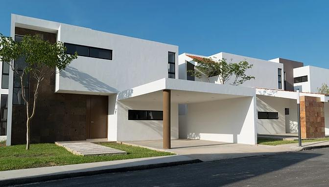 Foto Casa en Venta en  Mérida ,  Yucatán  PRIVADA VIVANTA CONKAL LISTAS PARA ENTREGA, PISCINA