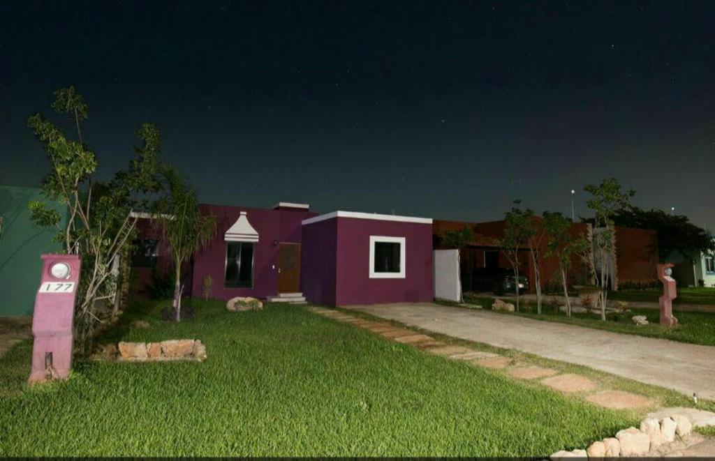 Foto Casa en Renta en  Pueblo Chicxulub,  Chicxulub Pueblo  Casa tipo Quinta en venta, en Yucatan- Quintas Baspul- amplio terreno. Es de un piso.