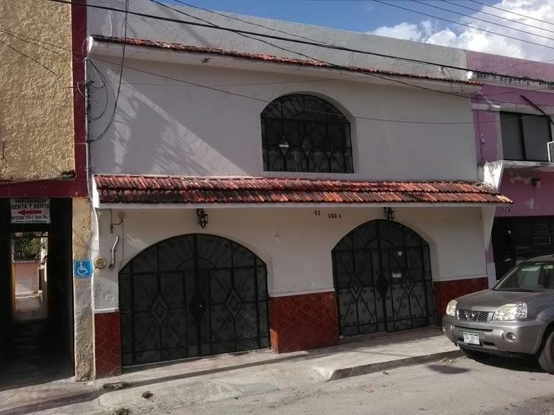 Foto Casa en Venta en  Merida Centro,  Mérida  CASA AMPLIA PARA RESTAURAR EN EL BARRIO DE SANTIAGO