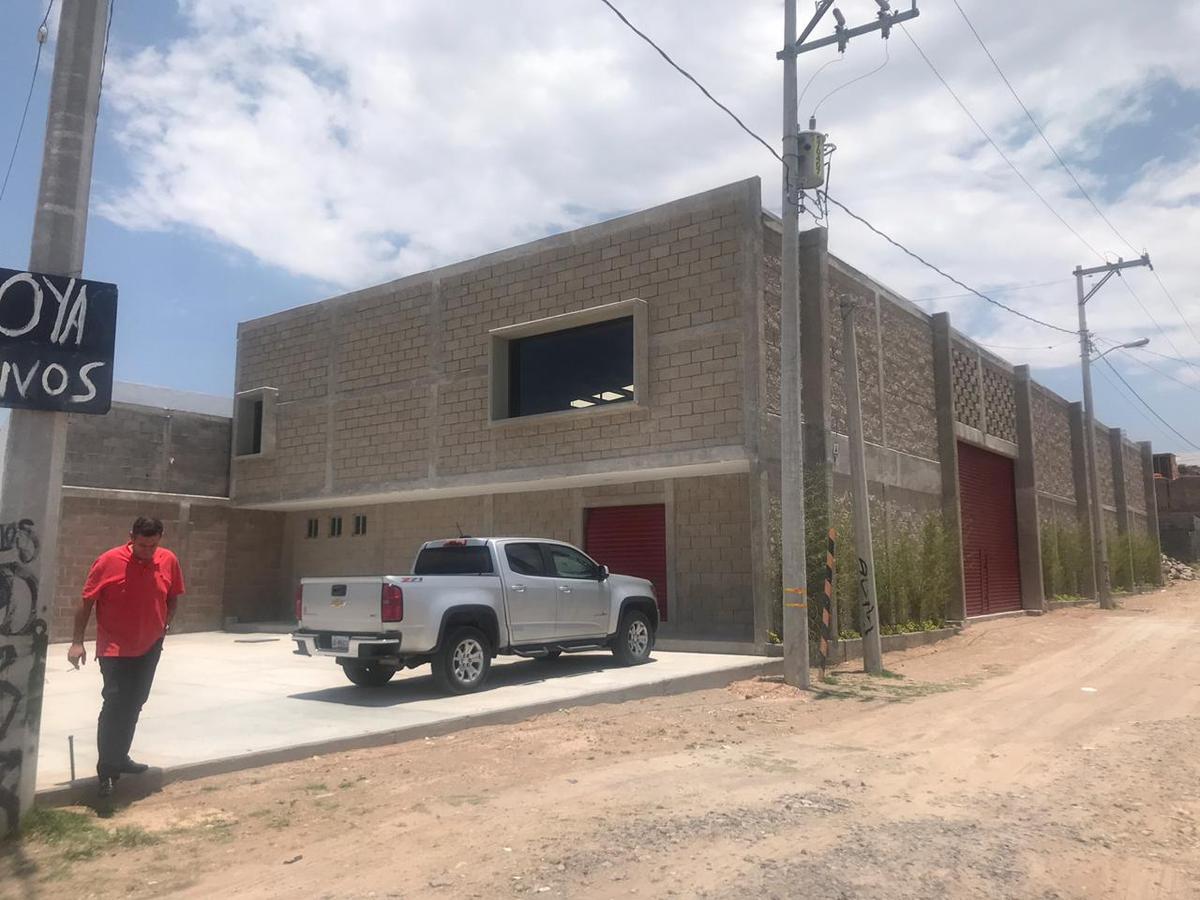 Foto Bodega Industrial en Venta en  Aguaje,  San Luis Potosí  El Aguaje BODEGA