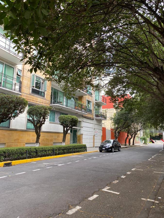 Foto Departamento en Renta en  Benito Juárez ,  Ciudad de Mexico  Renta | Departamento en Tiepolo 9, Col. Ciudad de los deportes, Delegación Benito Juárez, Ciudad de Mexico.