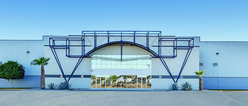 Foto Nave Industrial en Renta en  Mexicali,  Mexicali  Mexicali