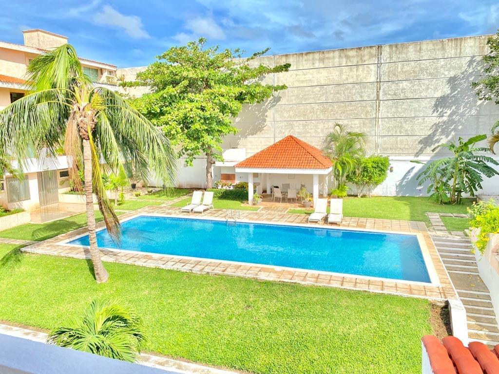 Foto Departamento en Renta en  Campestre,  Cancún  Residencial campestre