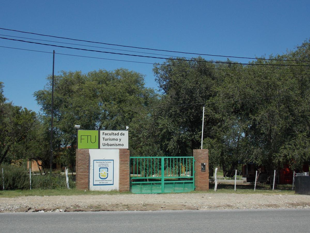 Foto Terreno en Venta en  Barranca Colorada,  Merlo  Av. La Juventud