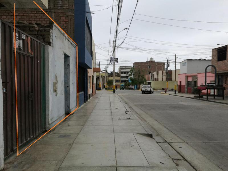 Foto Terreno en Venta en  Breña,  Lima  Jr Caraveli 1079