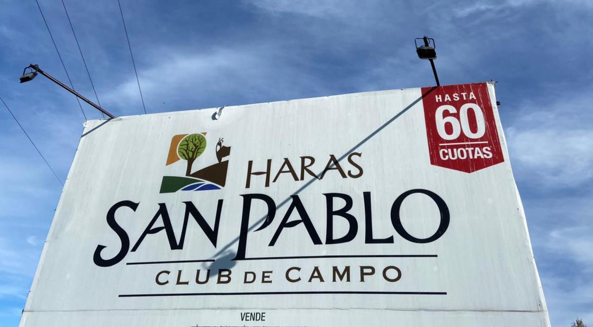 Foto Terreno en Venta en  General Rodriguez ,  G.B.A. Zona Oeste  Haras San Pablo