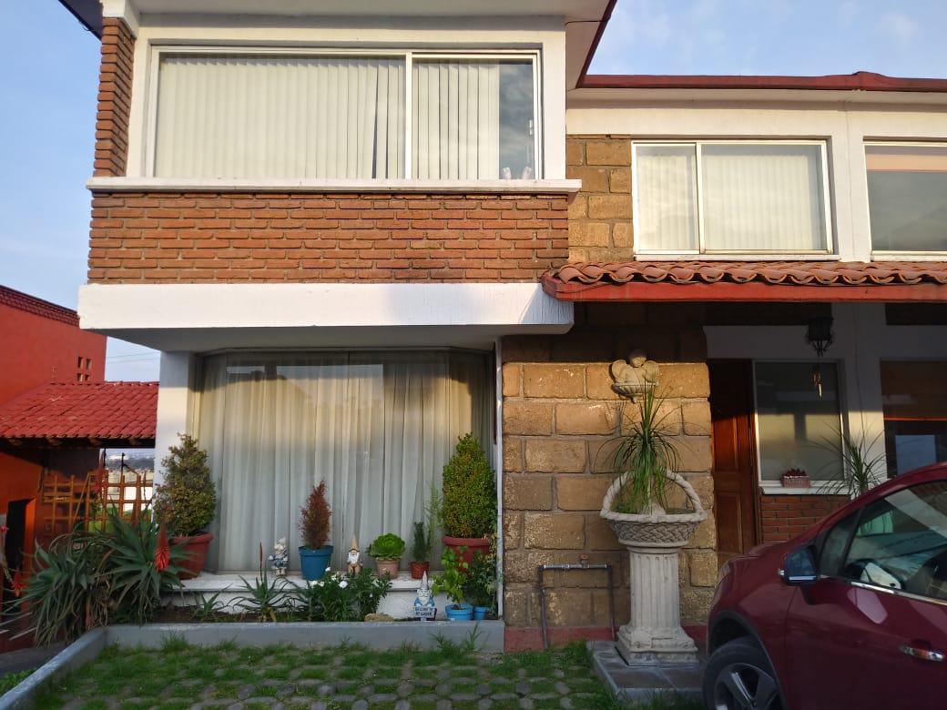 Foto Casa en condominio en Renta en  San Felipe Tlalmimilolpan,  Toluca  Independencia, Fracc. La Loma