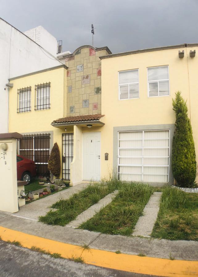 Foto Casa en condominio en Venta en  Hacienda del Valle,  Toluca  Hacienda El Rosario