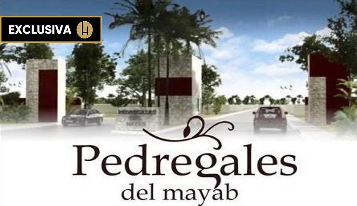 Foto Terreno en Venta en  Mérida ,  Yucatán  PEDREGALES DEL MAYAB | LOTE 4