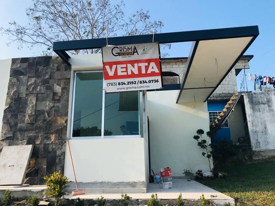 Foto Casa en Venta en  Vicente Guerrero,  Tuxpan  CASA NUEVA EN VENTA