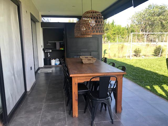 Foto Casa en Alquiler temporario en  San Gabriel,  Villanueva  Avda Italia al 100