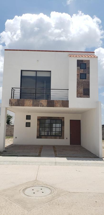 Foto Casa en Venta en  Soledad de Graciano Sánchez ,  San luis Potosí  Casa Lucca M3L12- Vittanova, San Luis Potosí, S.LP.