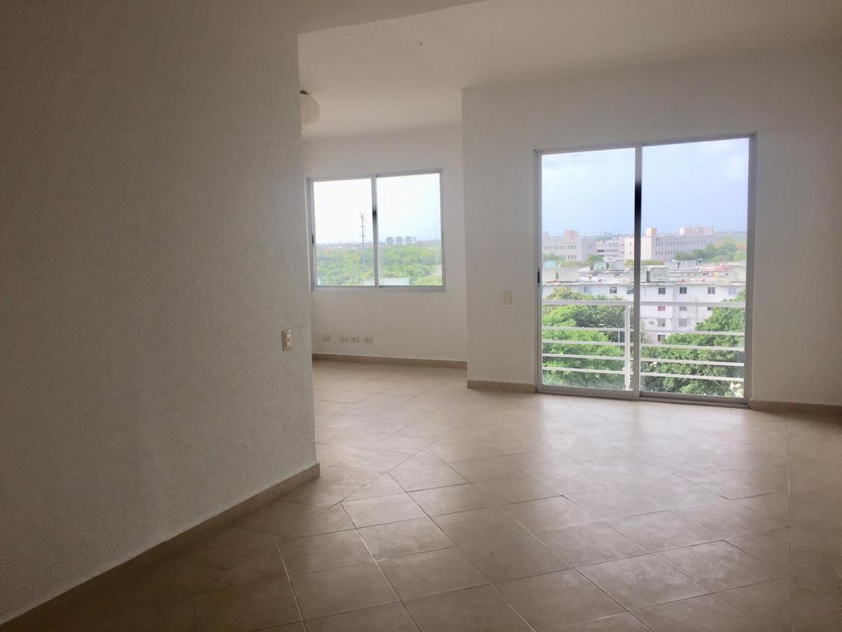 Foto Departamento en Renta en  Supermanzana 40,  Cancún  Departamento en RENTA - Condominio Yikal
