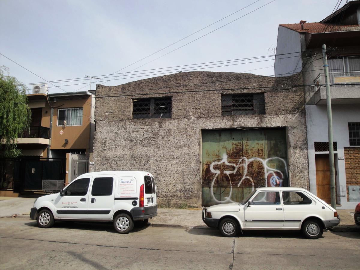 Foto Depósito en Venta en  Jose Leon Suarez,  General San Martin  Igualdad al 1200