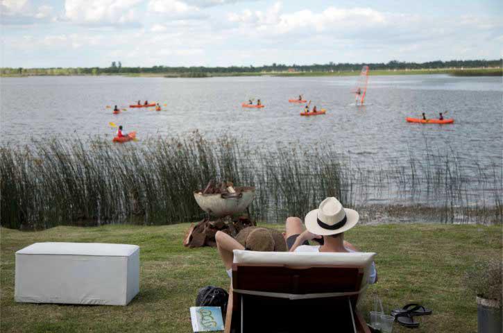 Foto Terreno en Venta en  Puertos del Lago,  Countries/B.Cerrado (Escobar)  Acacias al 200