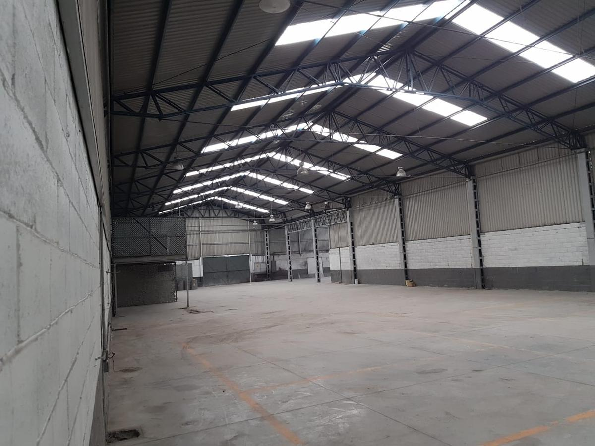 Foto Bodega Industrial en Renta en  Miguel Hidalgo ,  Ciudad de Mexico  Chapultepec II Sección