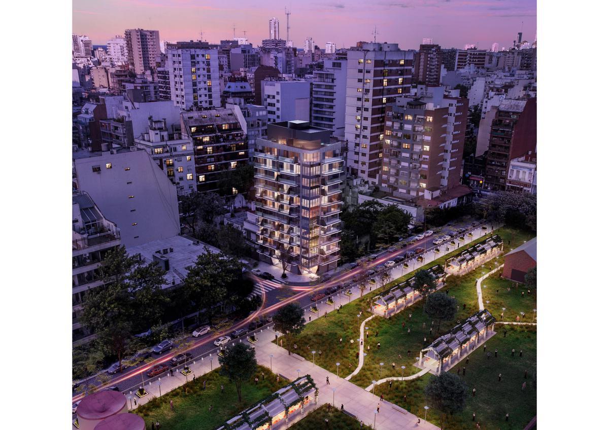 Foto Departamento en Venta en  Belgrano ,  Capital Federal  Teodoro Garcia al 2600