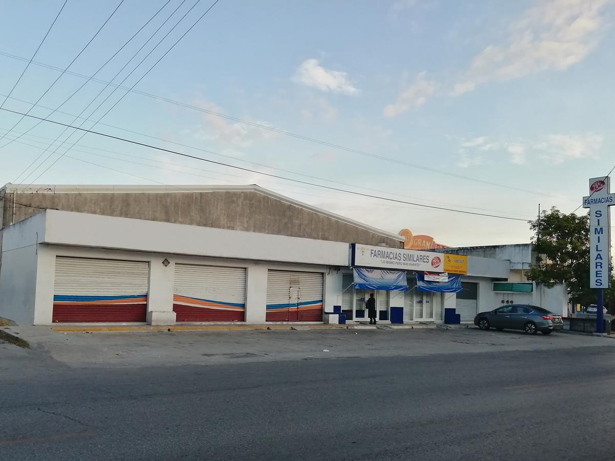 Foto Local en Renta en  Cancún,  Benito Juárez  Local 3 De 35 m2 En  Avenida Miguel Hidalgo Ruta 5 Cancún