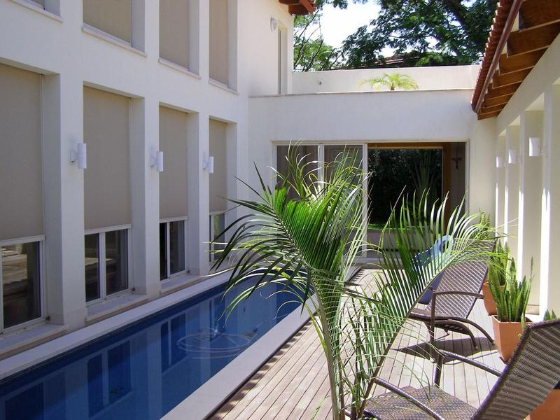 Foto Casa en condominio en Venta en  Santana,  Santa Ana  Casa en Santa Ana con Exc Diseño y estándares Europeos. Terreno 1035m2