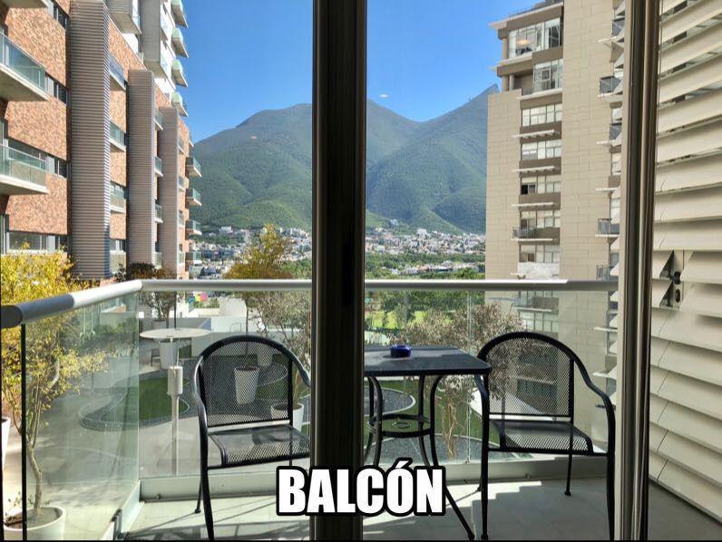 Foto Departamento en Renta en  Monterrey ,  Nuevo León  Monterrey