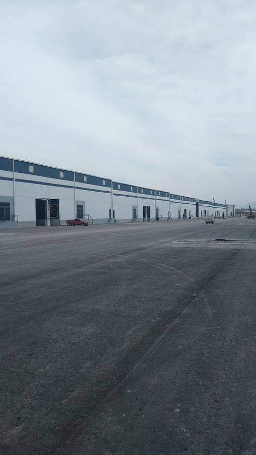 Foto Bodega Industrial en Renta en  Apodaca ,  Nuevo León  BODEGA EN RENTA DE 750 METROS EN PARQUE SANTA ROSA APODACA NUEVO LEÓN | APODACA