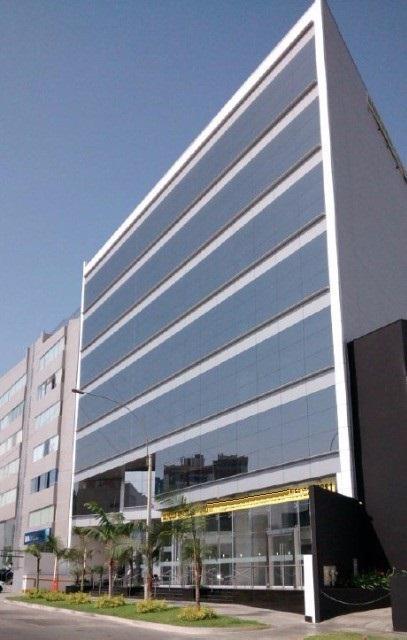 Foto Oficina en Alquiler en  San Isidro,  Lima  AV. JORGE BASADRE 1XX OF PISO 4